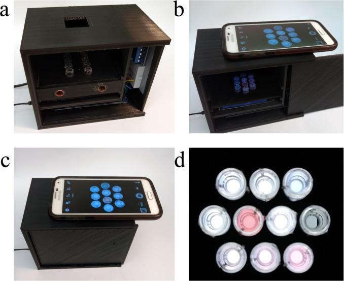 Новая технология анализов крови на базе смартфона [2]