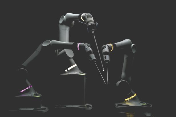 Новый хирургический робот с революционными возможностями [2]