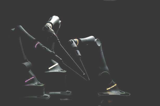 Новый хирургический робот с революционными возможностями [3]