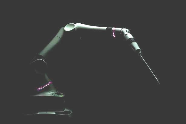 Новый хирургический робот с революционными возможностями [4]