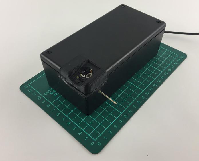 Прототип Glucoscanner