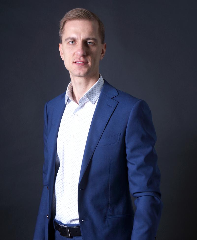 Зеленский Максим Михайлович