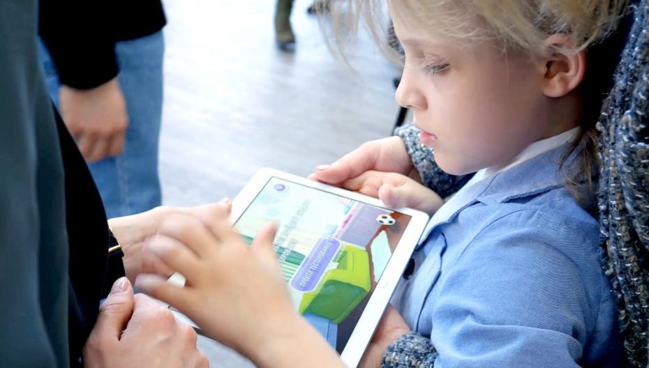 «AR Tutor» - уникальный российский проект применения цифровых технологий в реабилитации детей с ментальными нарушениями