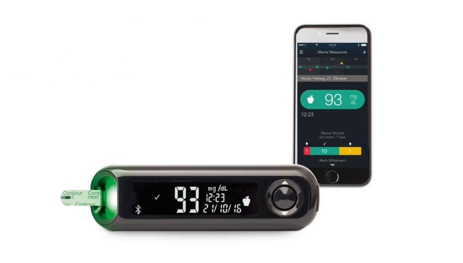 Система мониторинга уровня сахара от Ascensia Diabetes Care