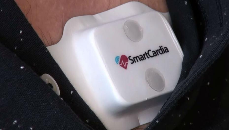 Это носимое устройство предостережет вас от инфаркта