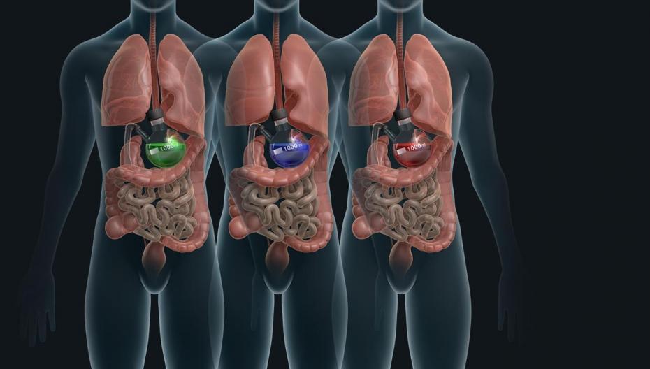 Пилюля, которая берет образцы бактерий во время перемещения по кишечнику