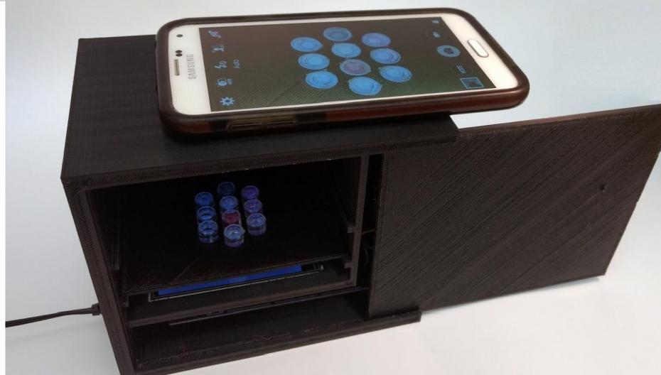 Новая технология анализов крови на базе смартфона