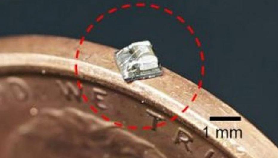 Самый маленький имплантируемый медицинский прибор