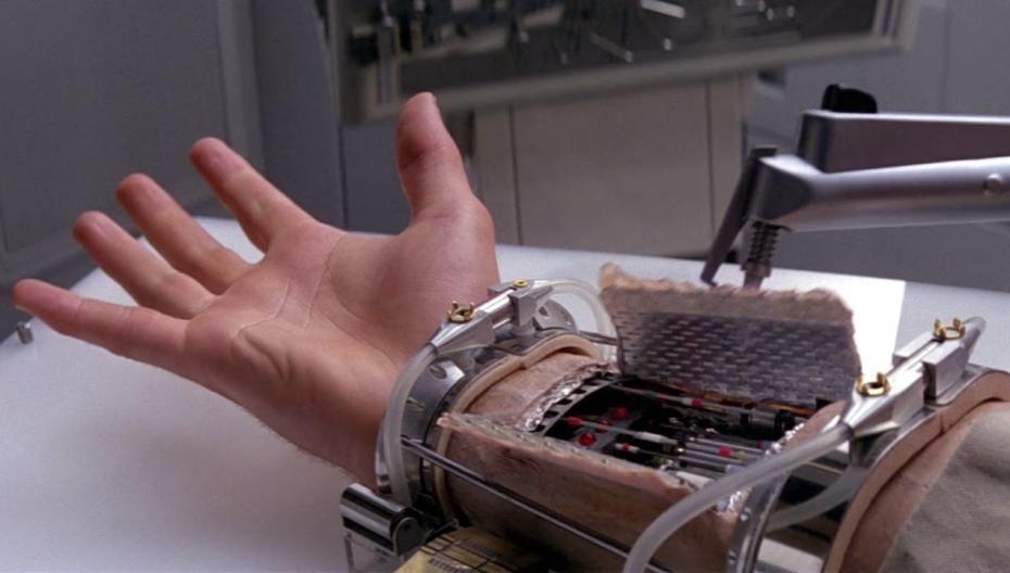 """Встроенный """"интеллект"""" позволяет создавать более продвинутые протезы рук"""