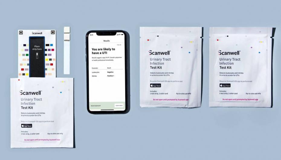 Контролировать инфекции мочевыводящих путей из дома с помощью смартфона