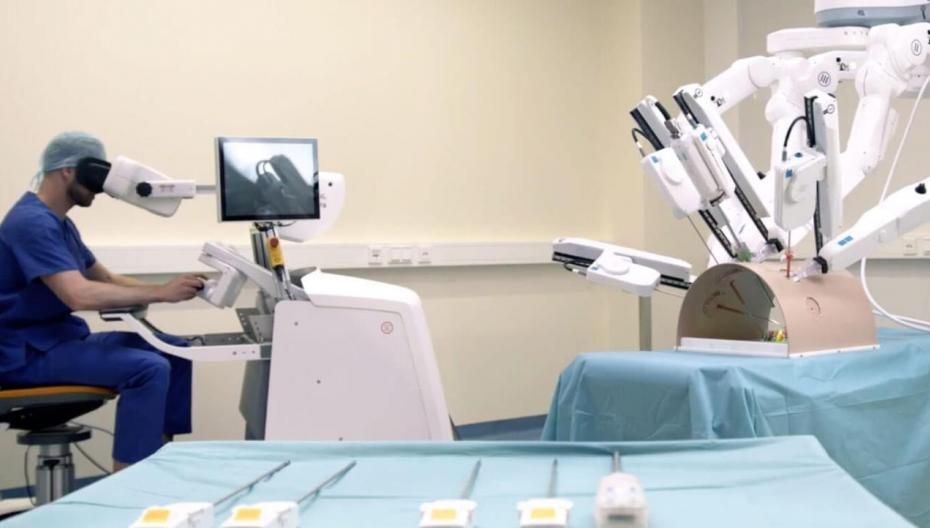 Хирургический робот avatera для лапароскопии скоро будет доступен в Европе