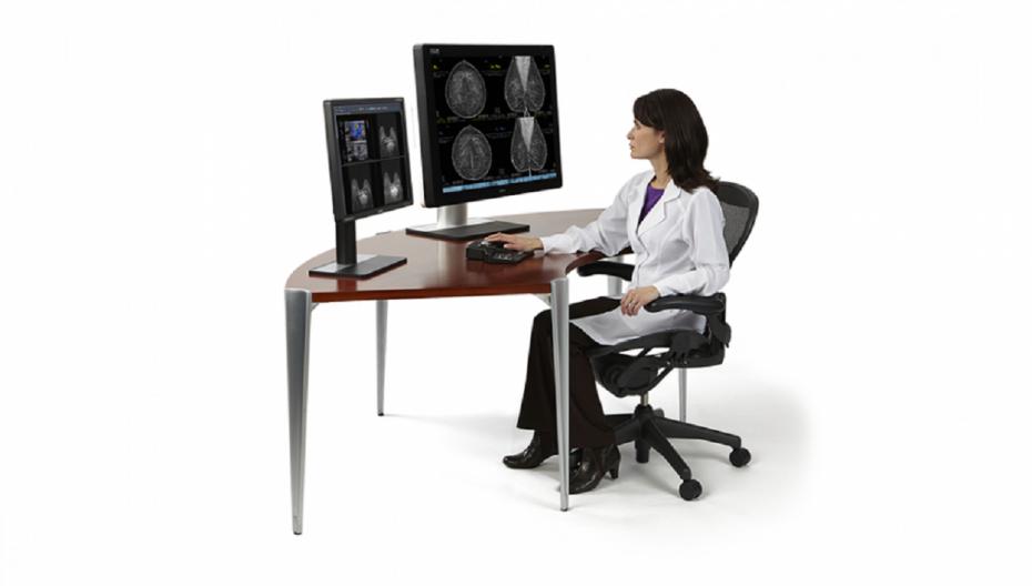 Технология маммографии 3DQuorum уменьшает количество изображений, достаточных для просмотра