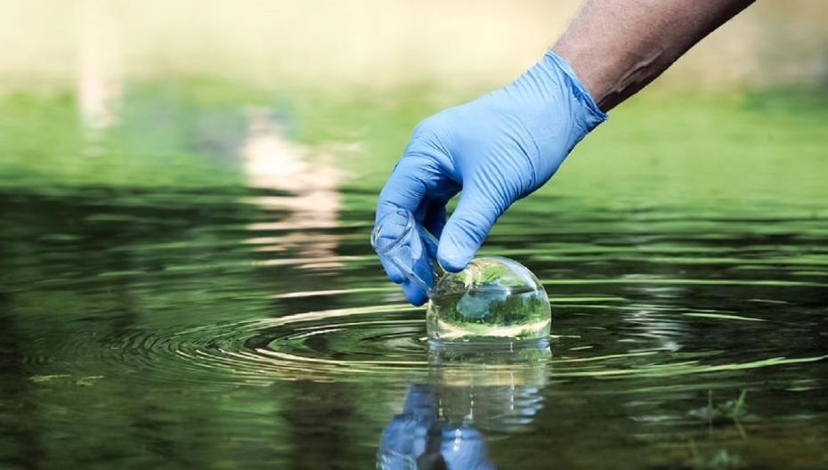 Контролировать качество воды с помощью системы машинного зрения
