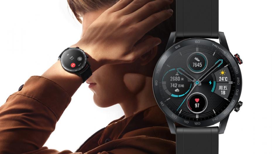 Новые часы Honor Magic Watch 2 с монитором здоровья