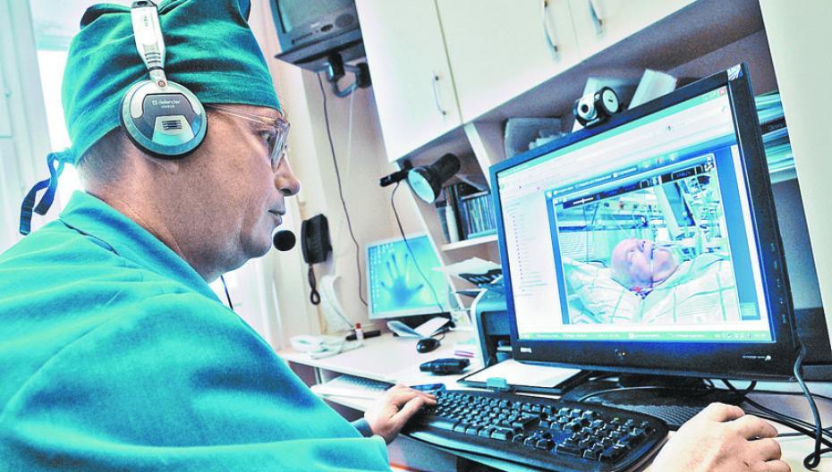 Новые телемедицинские комплексы появились в Магаданской области
