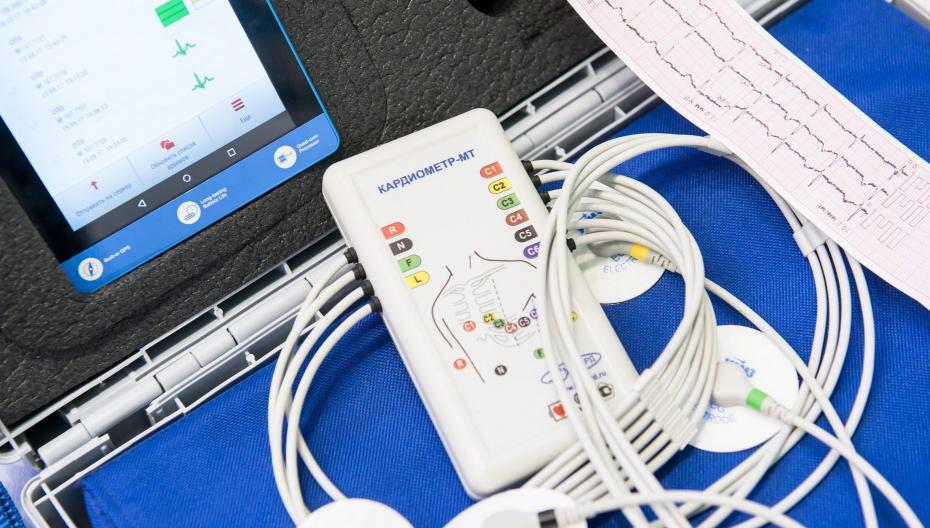 Уникальная система мониторинга ЭКГ с помощью телемедицины