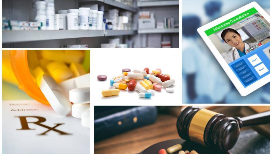 Почтовая доставка лекарств в Россию по Европейским онлайн-рецептам