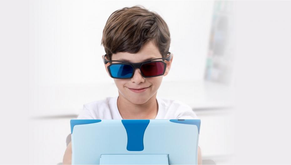 Дети с амблиопией могут быть вылечены просто путем просмотра ТВ на специальном экране