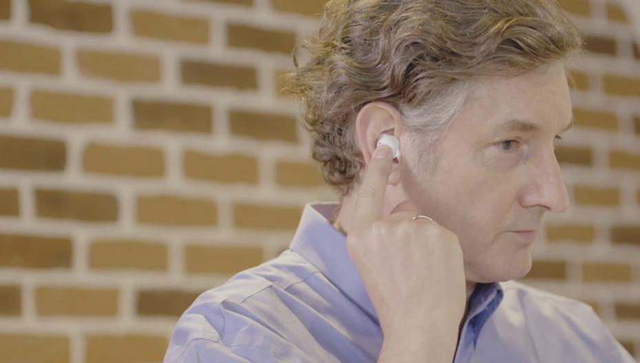 """""""Умный"""" усилитель слуха"""