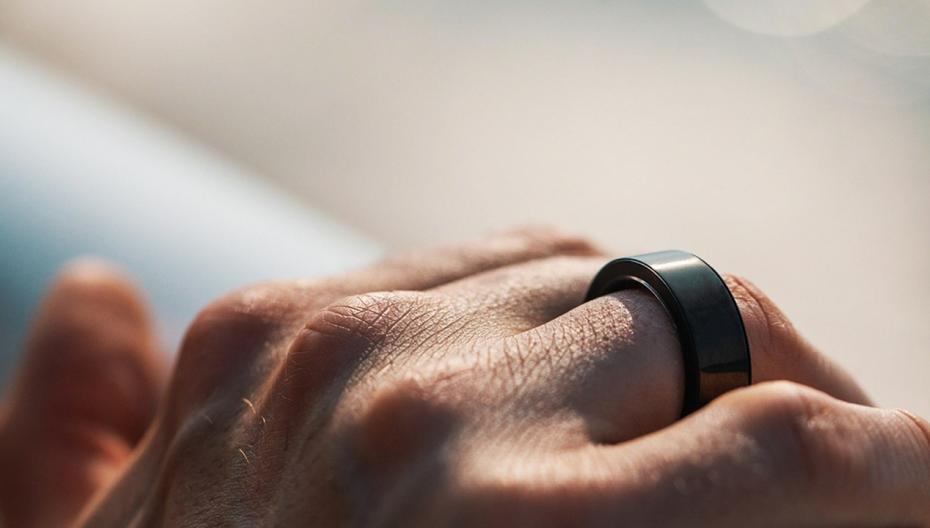 """""""Умное"""" кольцо с большим набором функций для мониторинга здоровья"""