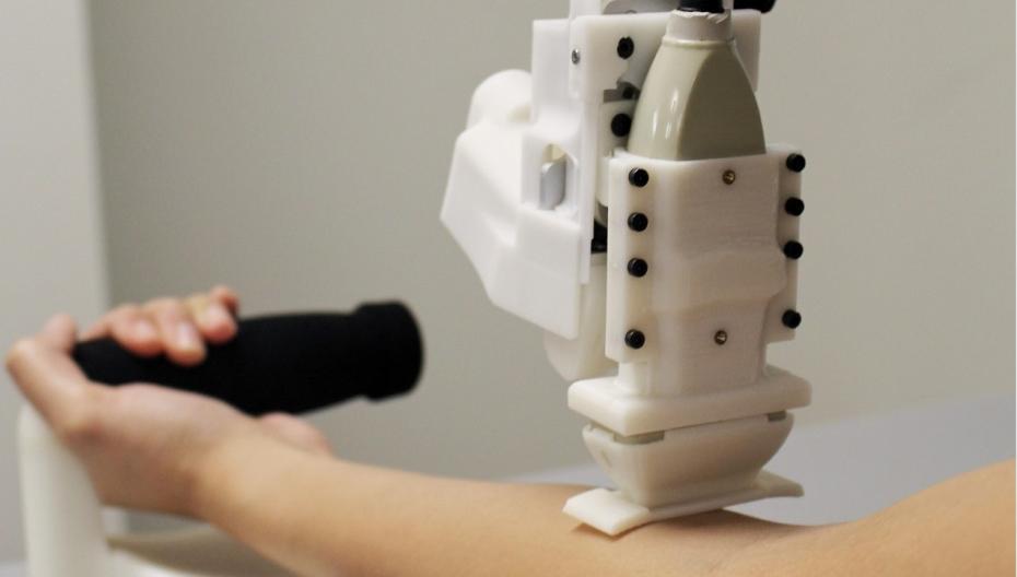 Роботизированный флеботомист автоматизирует забор крови и гематологический анализ