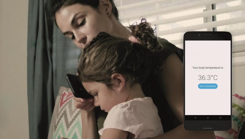 Смартфон может обнаруживать симптомы инфицирования и отслеживать состояние пользователя