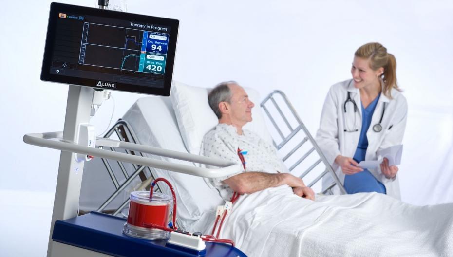 Две новых системы фильтрации крови для коронавирусных больных