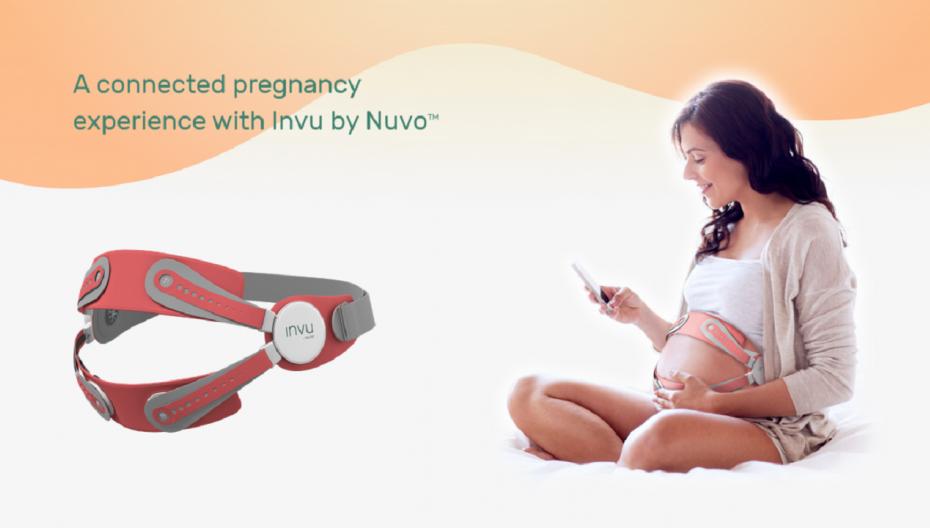Система удаленного мониторинга беременности INVU выходит на рынок