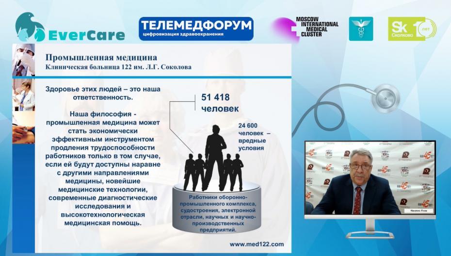 Яков Накатис - Промышленная медицина
