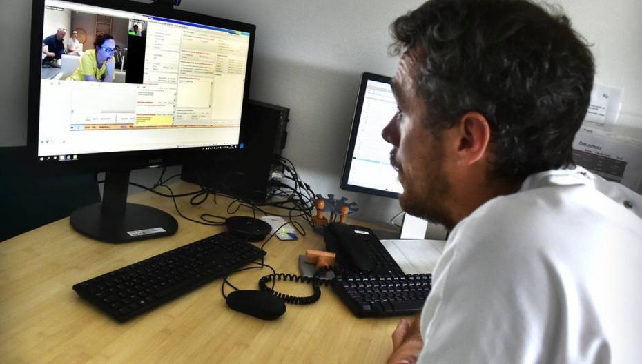 Телемедицина в системе «БАРС»