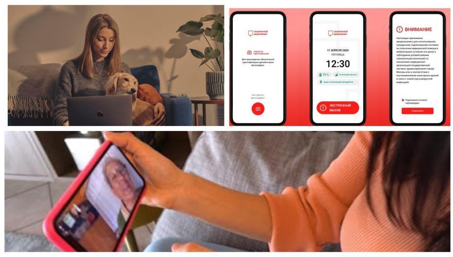 Как приложение «Социальный мониторинг» помогает бороться с распространением коронавируса?