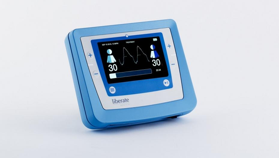 VentFree: стимулятор дыхательных мышц для пациентов под аппаратами ИВЛ