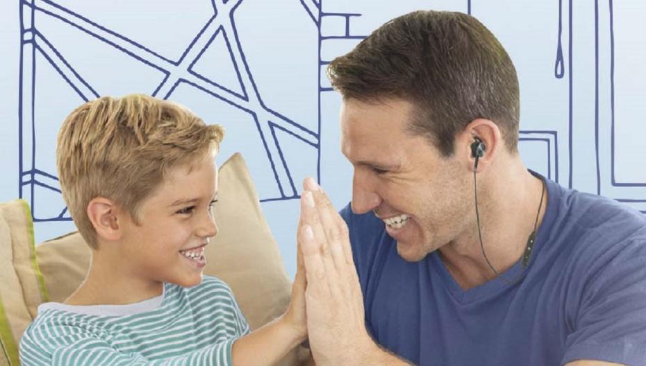 Слуховой аппарат с возможностью самостоятельной оценки слуха