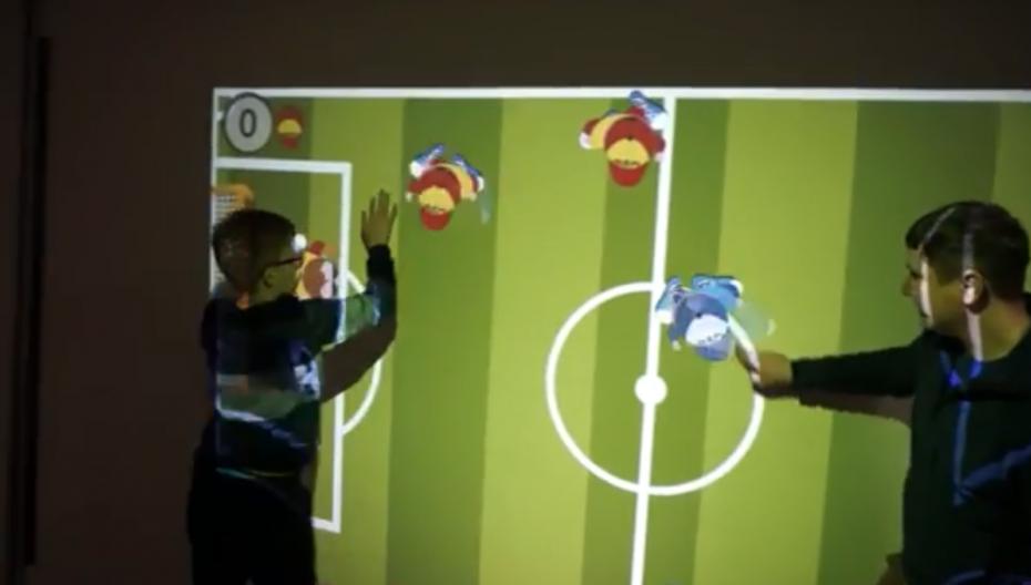 Интерактивная система восстановления для детей с когнитивными расстройствами