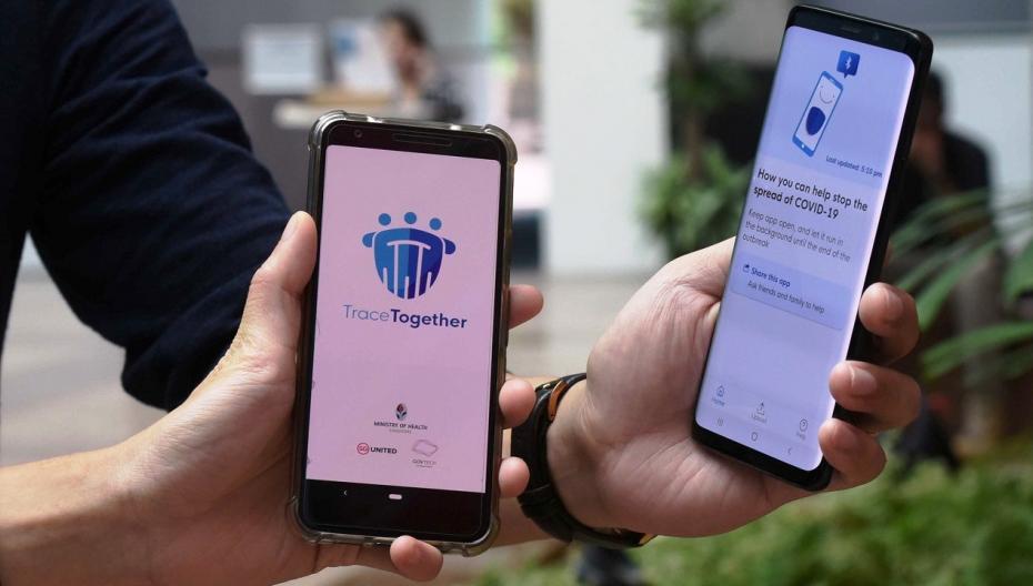 Американцы отказываются от использования приложения для отслеживания контактов с зараженными людьми