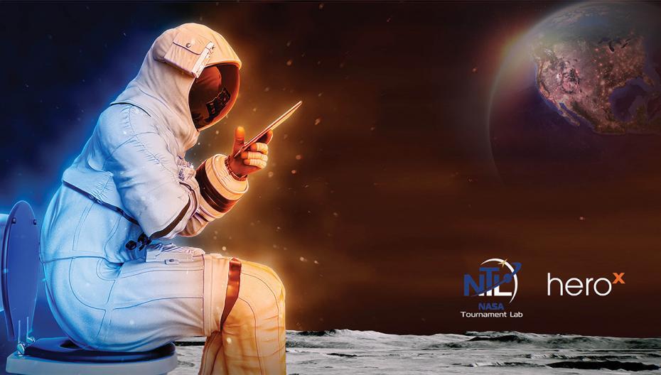 Унитаз для космонавтов