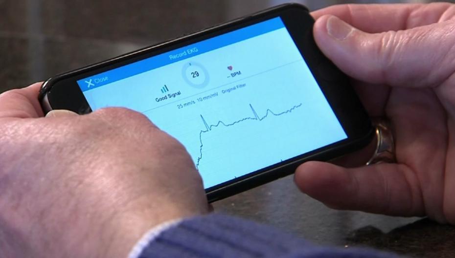 Смартфон как набор средств цифровой медицины