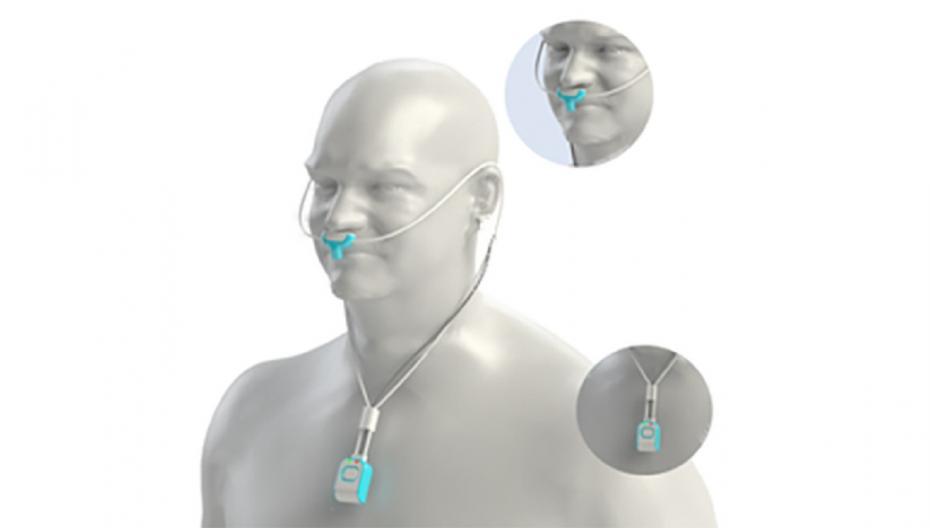 Монитор на базе нанотехнологий для обнаружения ухудшения у больных с респираторными заболеваниями