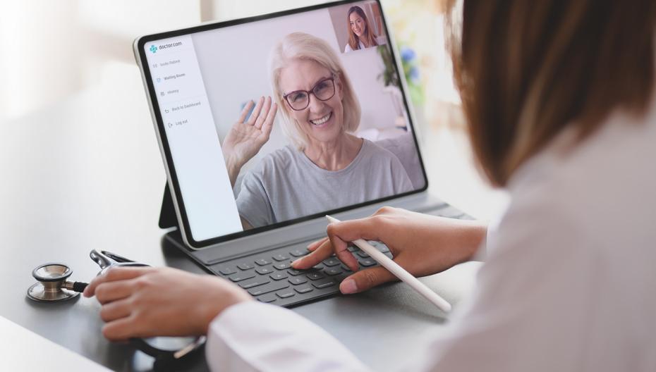 Doctor.com представила результаты исследования адаптации телемедицины в США