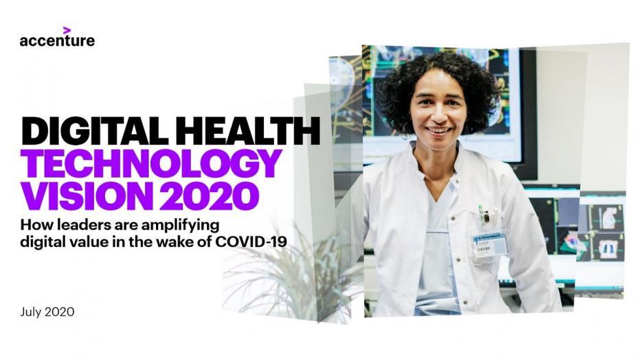 Accenture: Новые тенденции в области цифрового здравоохранения