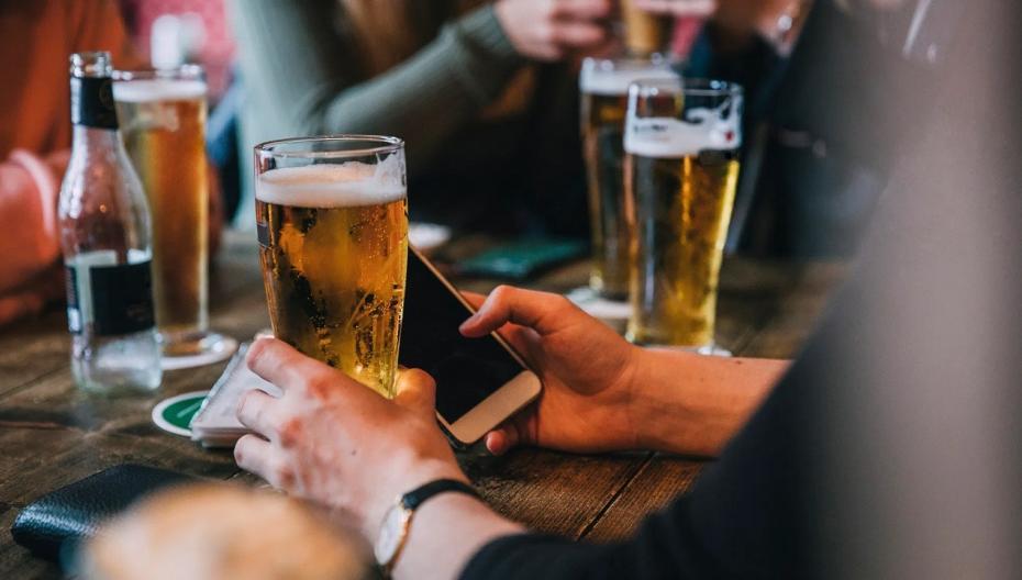 Cмартфон подскажет, когда вам уже будет достаточно алкоголя