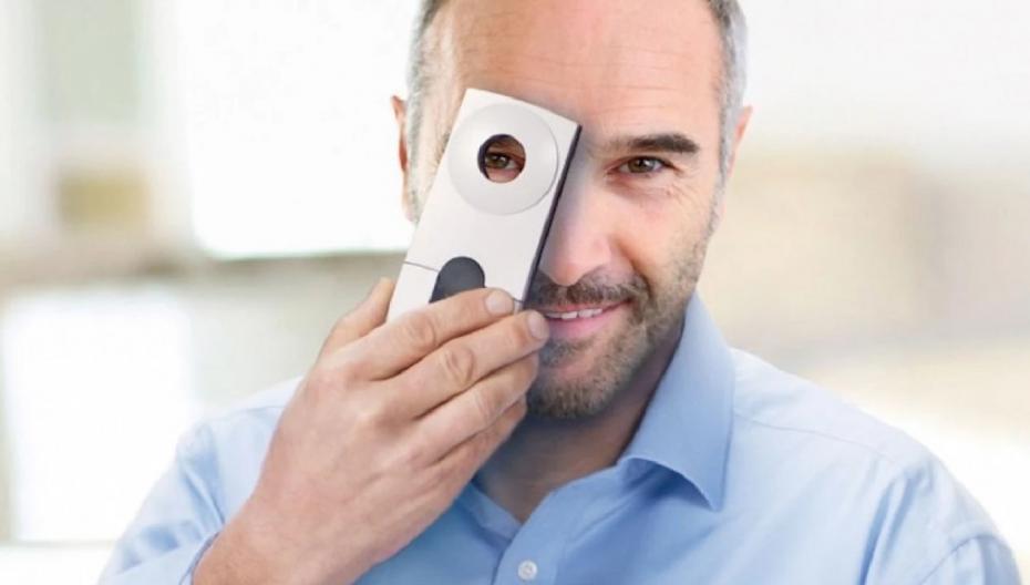 Имплантируемый в глаз сенсор контролирует внутриглазное давление