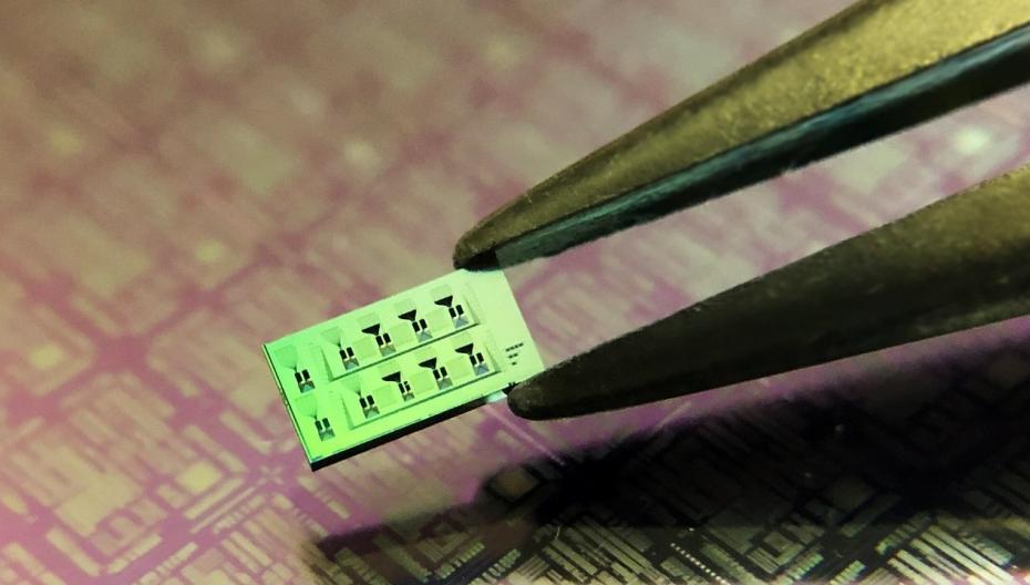 Самый маленький в мире оптический ультразвуковой детектор