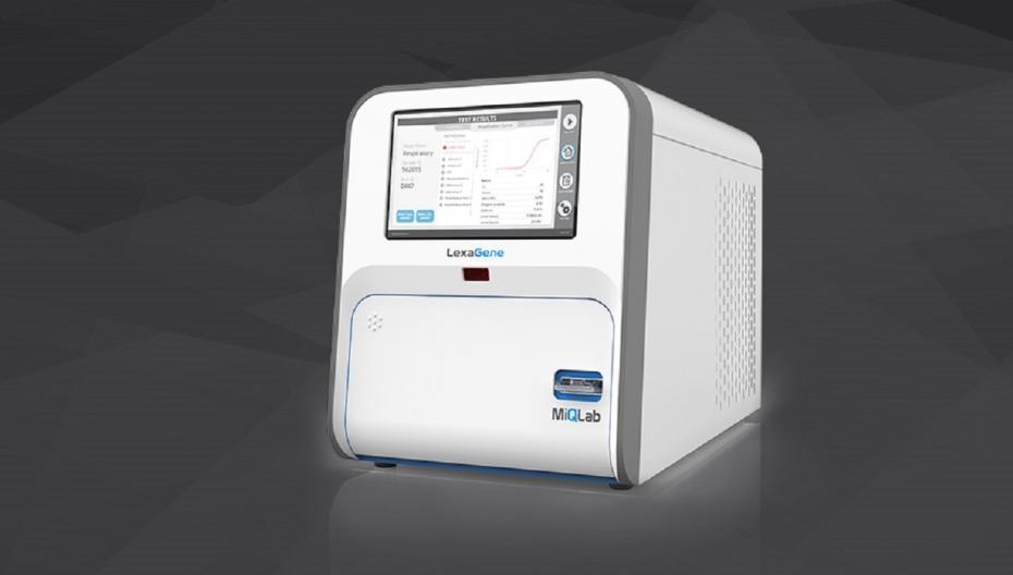 LexaGen MiQLab: Автоматический ПЦР-анализатор для обнаружения патогенов