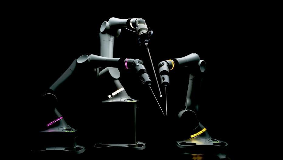 10 компаний-производителей хирургических роботов