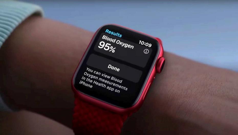 В Apple Watch Series 6 будет сенсор насыщенности крови кислородом