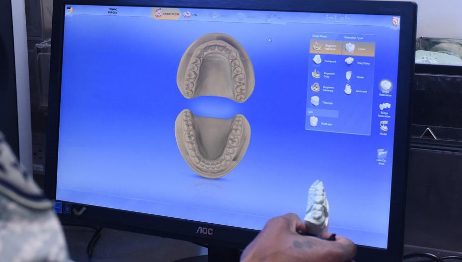 Барнаул: цифровые технологии в стоматологии