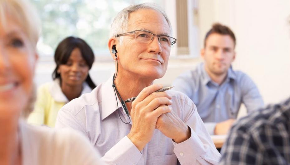BeHear Access: Удобный персонализированный усилитель слуха