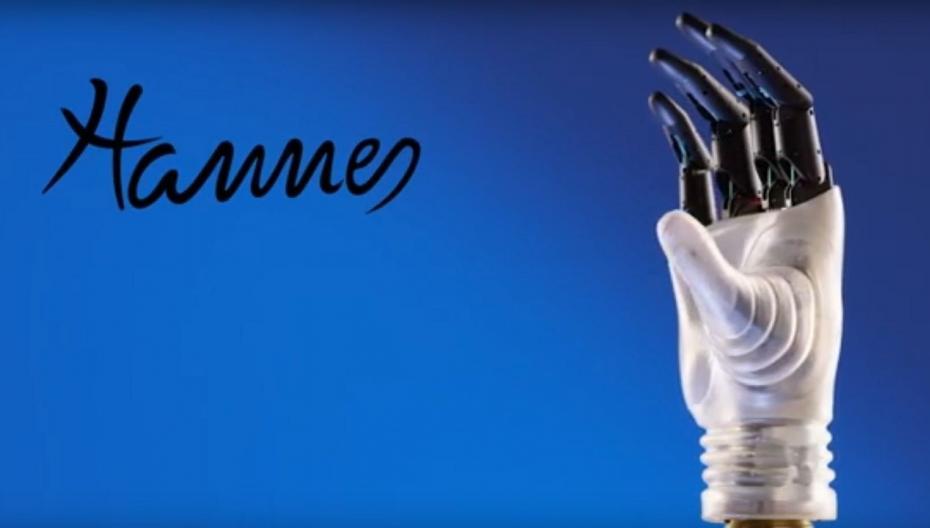 Протез, способный воспроизводить до 90% функций руки