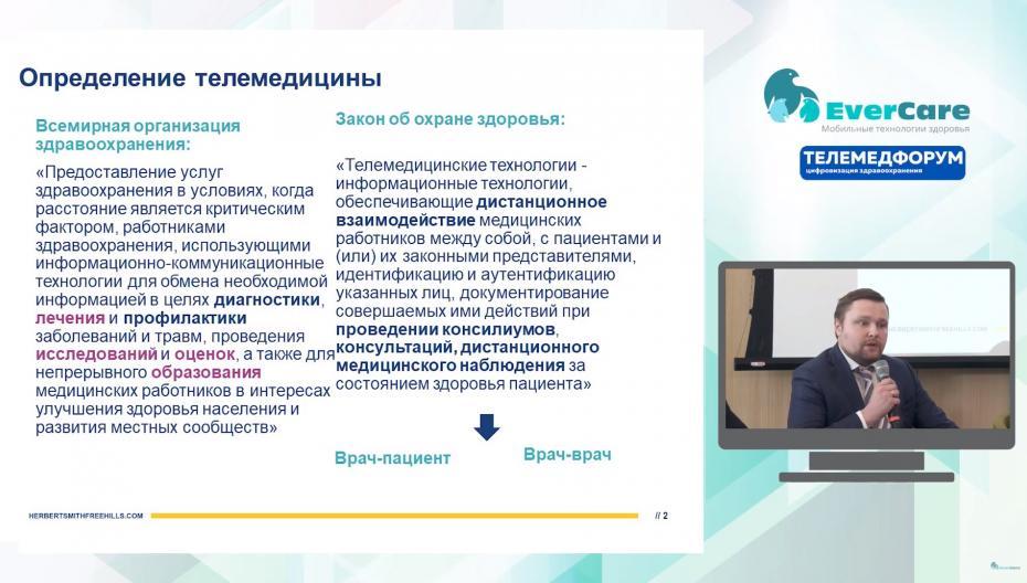 Роман Чураков, Лола Шамирзаева - Правовое регулирование телемедицины, некоторые ключевые вопросы